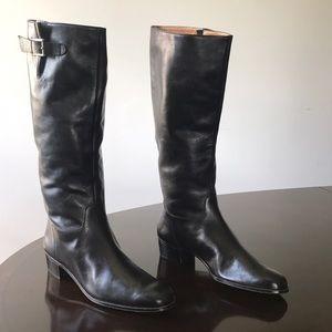 Gravati Hand Made In Italy 🇮🇹11.5M Knee hi Boots